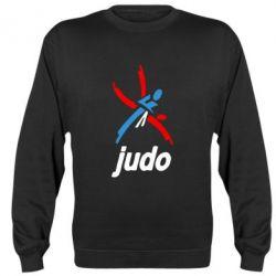 Реглан (свитшот) Judo Logo - FatLine