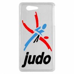 Чохол для Sony Xperia Z3 mini Judo Logo - FatLine