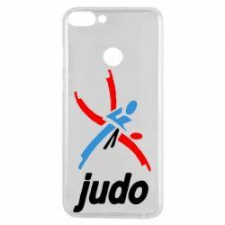 Чохол для Huawei P Smart Judo Logo - FatLine