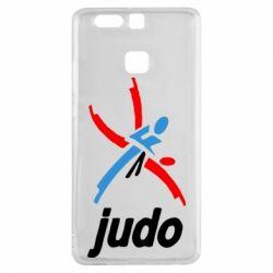 Чохол для Huawei P9 Judo Logo - FatLine
