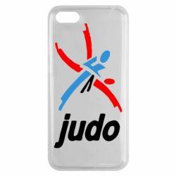 Чохол для Huawei Y5 2018 Judo Logo - FatLine