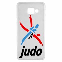 Чохол для Samsung A3 2016 Judo Logo
