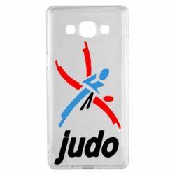 Чохол для Samsung A5 2015 Judo Logo