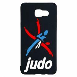 Чохол для Samsung A5 2016 Judo Logo