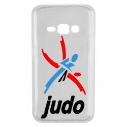 Чохол для Samsung J1 2016 Judo Logo