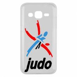 Чохол для Samsung J2 2015 Judo Logo
