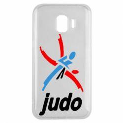 Чохол для Samsung J2 2018 Judo Logo