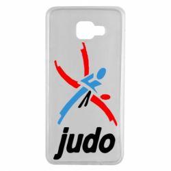 Чохол для Samsung A7 2016 Judo Logo