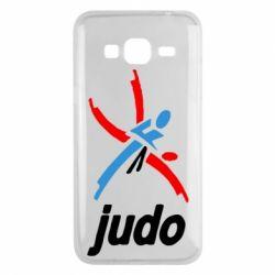 Чохол для Samsung J3 2016 Judo Logo
