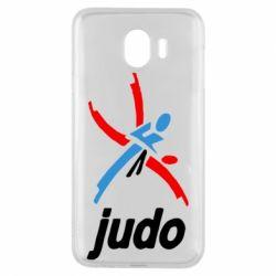 Чохол для Samsung J4 Judo Logo