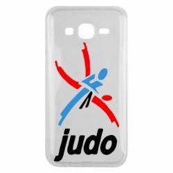 Чохол для Samsung J5 2015 Judo Logo