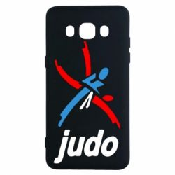 Чохол для Samsung J5 2016 Judo Logo
