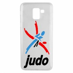 Чохол для Samsung J6 Judo Logo