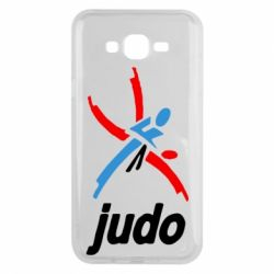 Чохол для Samsung J7 2015 Judo Logo