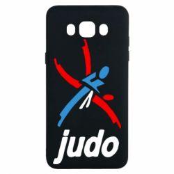 Чохол для Samsung J7 2016 Judo Logo