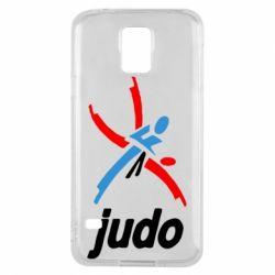 Чохол для Samsung S5 Judo Logo