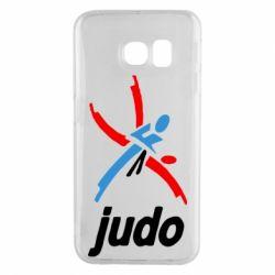 Чохол для Samsung S6 EDGE Judo Logo