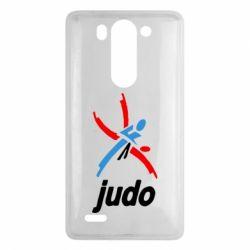 Чохол для LG G3 Mini/G3s Judo Logo - FatLine