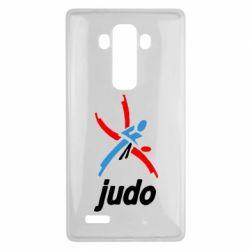 Чохол для LG G4 Judo Logo - FatLine
