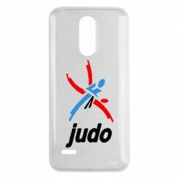 Чохол для LG K8 2017 Judo Logo - FatLine