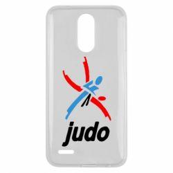 Чохол для LG K10 2017 Judo Logo - FatLine