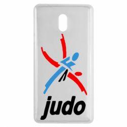Чохол для Nokia 3 Judo Logo - FatLine