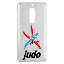 Чохол для Nokia 5 Judo Logo - FatLine