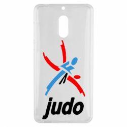 Чохол для Nokia 6 Judo Logo - FatLine