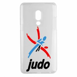 Чохол для Meizu 15 Plus Judo Logo - FatLine