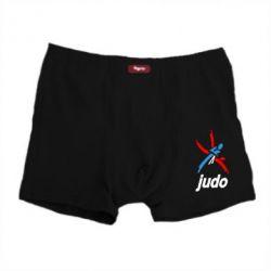 Мужские трусы Judo Logo - FatLine