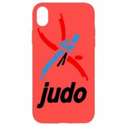 Чохол для iPhone XR Judo Logo