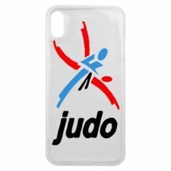 Чохол для iPhone Xs Max Judo Logo