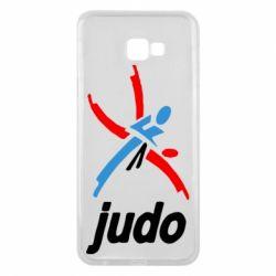 Чохол для Samsung J4 Plus 2018 Judo Logo