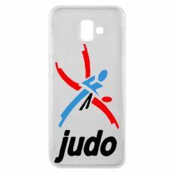 Чохол для Samsung J6 Plus 2018 Judo Logo
