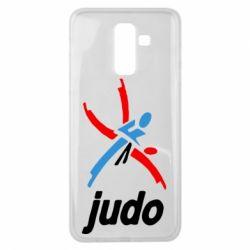 Чохол для Samsung J8 2018 Judo Logo