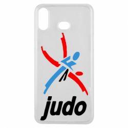 Чохол для Samsung A6s Judo Logo