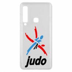 Чохол для Samsung A9 2018 Judo Logo