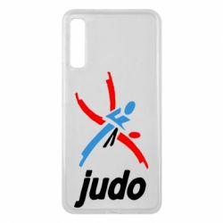 Чохол для Samsung A7 2018 Judo Logo