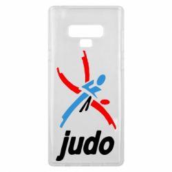 Чохол для Samsung Note 9 Judo Logo