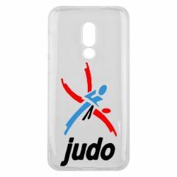 Чохол для Meizu 16 Judo Logo - FatLine