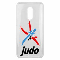 Чохол для Meizu 16 plus Judo Logo - FatLine