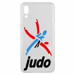 Чохол для Meizu E3 Judo Logo - FatLine