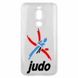 Чохол для Meizu X8 Judo Logo - FatLine