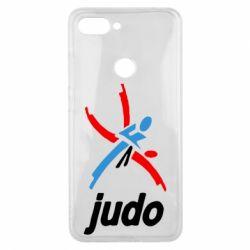 Чохол для Xiaomi Mi8 Lite Judo Logo - FatLine