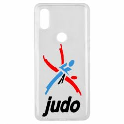 Чохол для Xiaomi Mi Mix 3 Judo Logo - FatLine