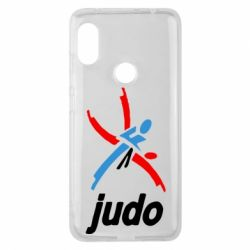 Чохол для Xiaomi Redmi Note 6 Pro Judo Logo - FatLine