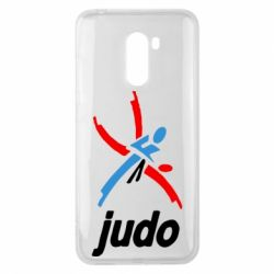 Чохол для Xiaomi Pocophone F1 Judo Logo - FatLine