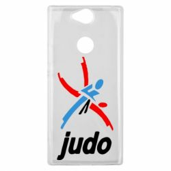Чохол для Sony Xperia XA2 Plus Judo Logo - FatLine
