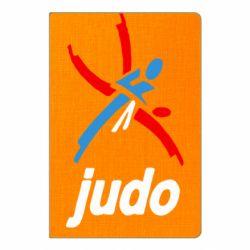 Блокнот А5 Judo Logo