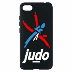 Чохол для Xiaomi Redmi 6A Judo Logo - FatLine